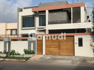 666 Sq Yards Architecture Bungalow With Pool Available For Sale
