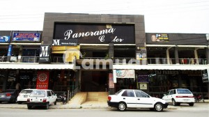 Top-notch 350 Sq.ft Commercial Shop Available For Sale In Panorama Center Lalkurti Rawalpindi