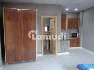 Fully Furnished Room For Rent At Chen One Road Faisalabad