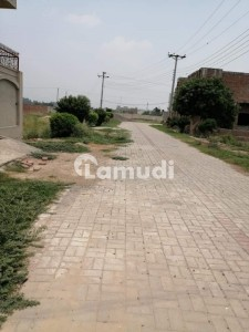 6 Marla Plot For Sale In Saad City Phase