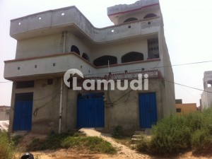 Ten Marla Double Story House For Sale Situated Behind Gt Road  Near Raza Patrol Pump