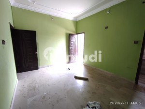 2nd Floor Flat With Roof Available For Rent In Pib Colony Karachi