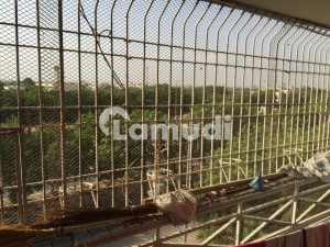 Glamour View Flat For Sale At Block 1 Gulistan E Johar Main University Road