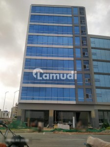 Corner Office Available For Sale In Midway Commercialb Baheria Town Karachi