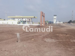 Commercial Plot Is Available For Sale In Hussain Town