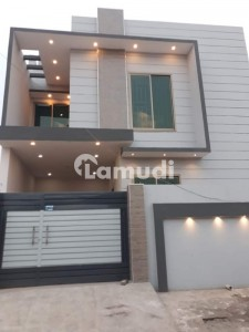 5 Marla Brand New Furnished House In Ahmad Garden Jang Road
