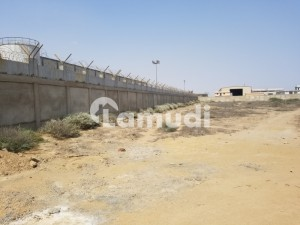 02 Acre Plot Available For Rent In Eastern Industrial Zone Of Port Qasim Industrial Area