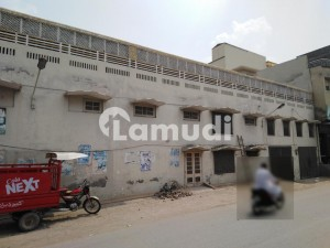 21 Marla Commercial Building For Sale In Block No. 13 Muslim Bazar