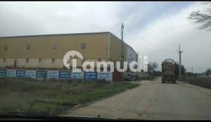 50 Kanal Commercial  Industrial Purpose Land For Sale Near Agility Warehouse Tarnol Fateh Jang Interchange