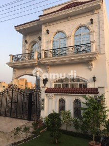 5 Marla Spanish Design Brand New House Is Available For Sale In DHA 11 Rahbar Phase 2 Block K
