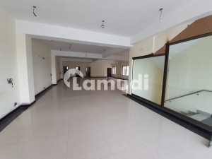 Commercial Brand New Floor Office At Prime Location Main 150 Ft Road