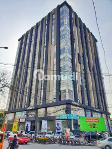 Ideal 700 Sq Ft Office For Sale Adjacent To Main Boulevard Gulberg Lahore