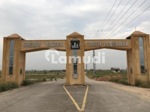 Plot For Sale In Sheikh Yaseen Model Town
