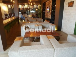 Fully Furnished Fast Food Restaurant And Cafe For Sale