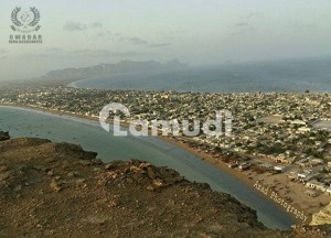 222 Square Yard Commercial Plot Is Available For Sale In CZ New Town Gwadar