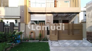 5 Marla Brand New House For Sale In Rose Block Of Park View Lahore