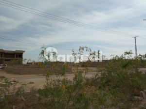 166 Sq Yard Residential Plot Available For Sale At Muhammadi Town Housing Scheme Jamshoro