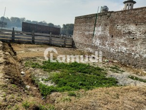 5 Marla Plot For Sale  In Hassan Jan Colony