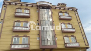 Flats For Rent On Main Soan Garden H Extension Road