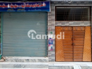 Triple Storey Beautiful Commercial Building Flat Available For Rent At C Block Okara