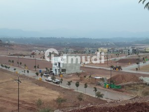 8 Marla Residential Plot For Sale In Sector N Near To Park Bahria Enclave Islamabad