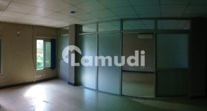 Commercial Hall Office For Rent On Main Road Of Soan Garden