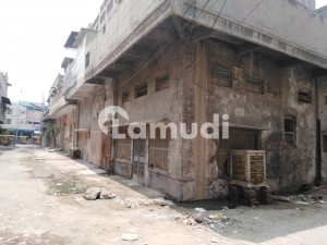 5 Marla Corner Commercial Building Is Available For Sale In Chowk Block No 18.
