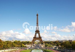 Residential 7 Marla Eiffel Tower Block  Plot File Is Available For Sale On Installments