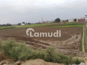 15 Marla Plot Is Available For Sale In Bhago Wall Road Sialkot