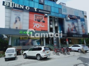 Shop For Sale In F-7 Markaz