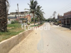 Ready To Construct 900 Yard Plot On 100 Feet Wide Road Available For Sale In Block 1A Guliatan E Johar Karachi Ideal For Shadi Hall School Or Residence