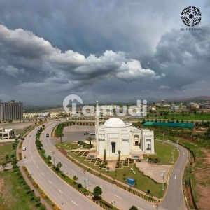 St 1d Park Face 10 Marla Good Location Plot For Sale Bahria Enclave  Sector J