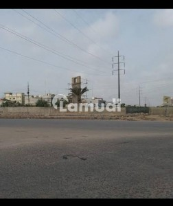 3000 Sq Yd Corner Commercial Plot For Sale