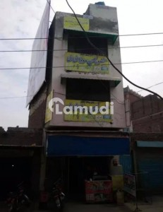 One Marla Triple Storey Commercial Building For Sale Golden Investment