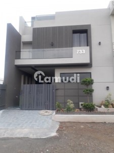 D-12/4  Brand New House For Sale Size 25x50