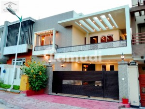 Amazing 11 Marla 5 Bed House For Sale In Bahria Town