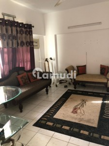 Spacious Apartment Having 2 Bedrooms Drawing Room & Dining Room