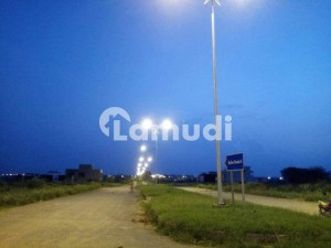Residential Corner Plot Is Available For Sale In D-12/2 Islamabad