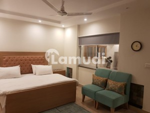 Luxurious Furnished An Independent Serviced Apartment Comprises 1 Master Bedrooms