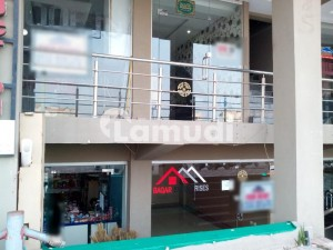 Shop Available For Rent In Sector A