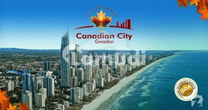 Residential Plot For Sale In Canadian City Gwadar