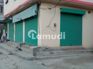 Triple Storey Beautiful Corner Commercial Building For Sale At Benazir Road Okara