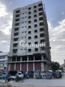 7th Floor  With Drawing  Dining For Sale In Universal Tower Hyderabad