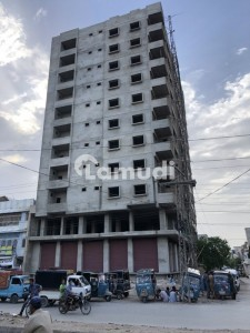 9th Floor  With Drawing  Dining For Sale In Universal Tower Hyderabad