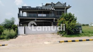 One Kanal House Is Available For Sale