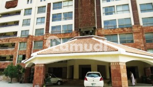 1-Bedroom Studio Apartment For Sale In Country Club Apartment Islamabad Murree Expressway