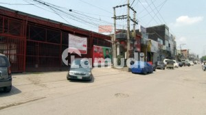 2.5 Kanal Commercial Land Is Available For Rent On Main Walton Road Lahore