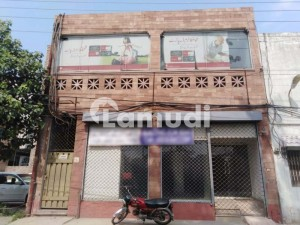 Ground + 1st Floor Building Is Available For Rent At Main  Ferozepur Road Lahore