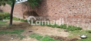 15 Marla Plot For Sale Near Main Road