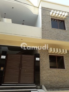 120 Sq.yd Brand New Bungalow For Sale
